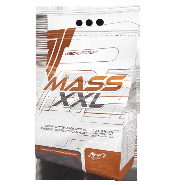 Смесь белковая Mass XXL, 4800Г