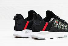 Модные мужские кроссовки Fila,черно-белые, фото 2