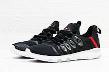 Модные мужские кроссовки Fila,черно-белые, фото 3