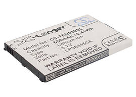 Аккумулятор для TELEFUNKEN eurofon T95 650 mAh