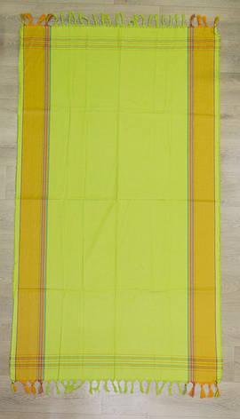 Пештемаль полотенце для бани, сауны или хамам 100*190см, фото 2