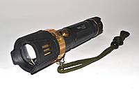 Фонарь светодиодный Small Sun ZY - F507T Т6 Power Bank, фото 1