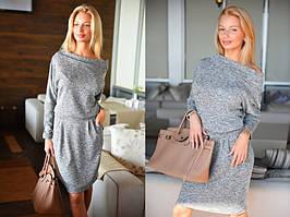 Женское платье с карманами  Цвета д314 Аванта 1234