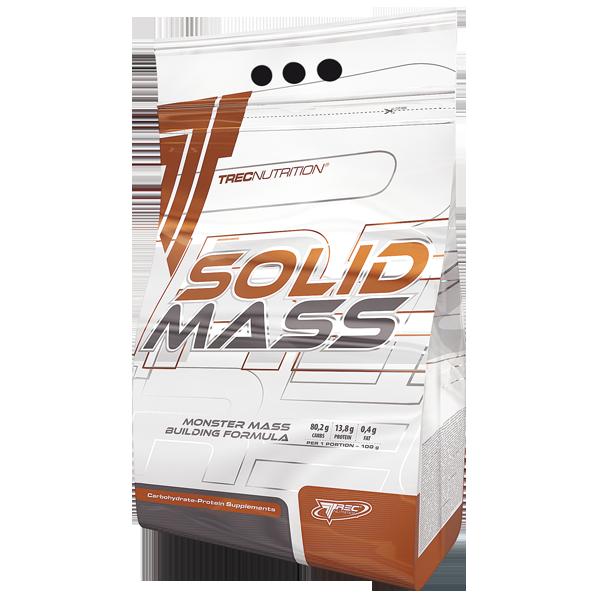 Белково - углеводная смесь Solid Mass, 1000Г