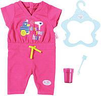 Пижама с аксессуарами для куклы BABY born, ZAPF CREATION 823590 , фото 1