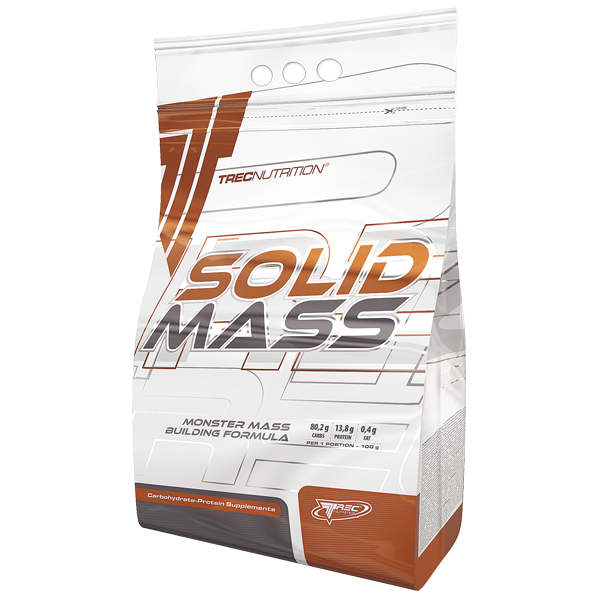 Гейнер Solid Mass, 5800Г