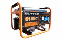 GERRARD GPG3500E генератор