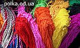 Цветная тесьма вьюнок, ширина 0.5см (1 уп-23м), фото 2