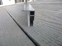 Универсальные алюминиевые профиля для натяжных потолков