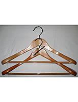 Вешалка-тремпель для тяжелой одежды