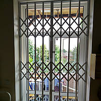 Раздвижные решетки Балкар-Днепр балконные