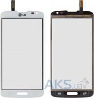Сенсор (тачскрин) для LG L70 D320, L70 D321, L70 MS323 Original White