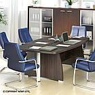 Стол для заседаний Ф201 Флекс Новый Стиль Дуб нагано, фото 5