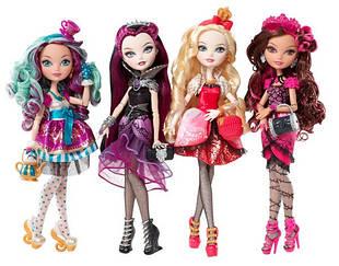 Базовые Куклы Эвер Афтер Хай – Basic Dolls Ever After High