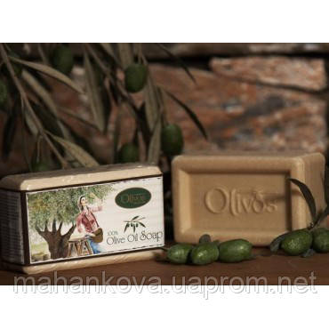 Оптом натуральное оливковое мыло