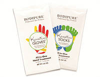 АКЦИЯ! 2 + 1 в подарок Кератиновые перчатки BODIPURE (США, Бразилия)