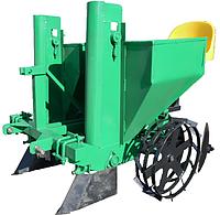 Картофелесажалка тракторная двухрядная КСН-2м