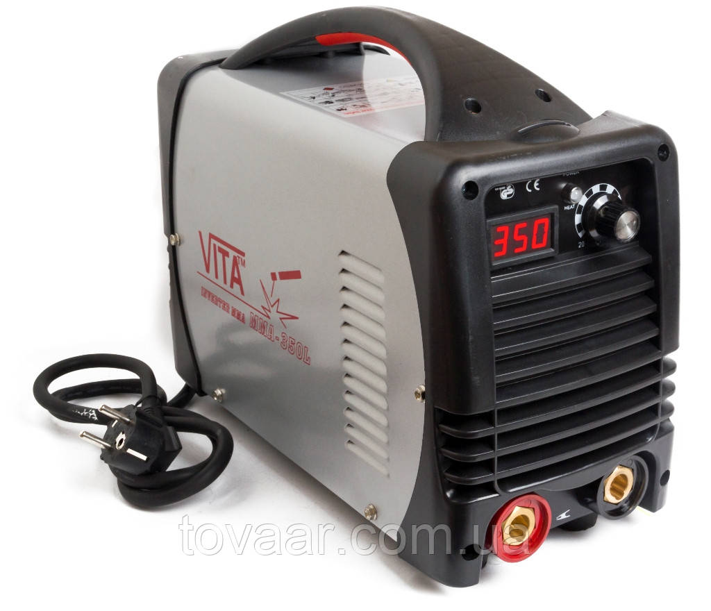 Инвертор VITA MMA-350L, электронный амперметр