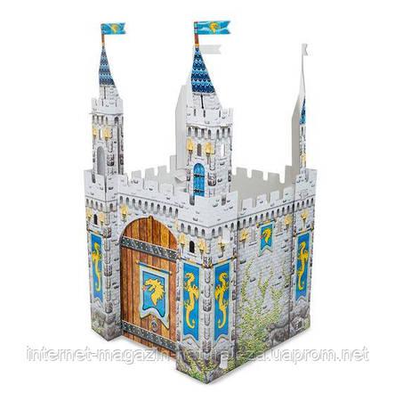 Картонный средневековый замок ТМ Melissa&Doug, фото 2