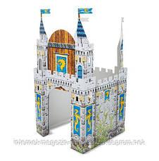 Картонний середньовічний замок ТМ Melissa&Doug, фото 2