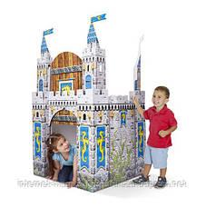 Картонний середньовічний замок ТМ Melissa&Doug, фото 3