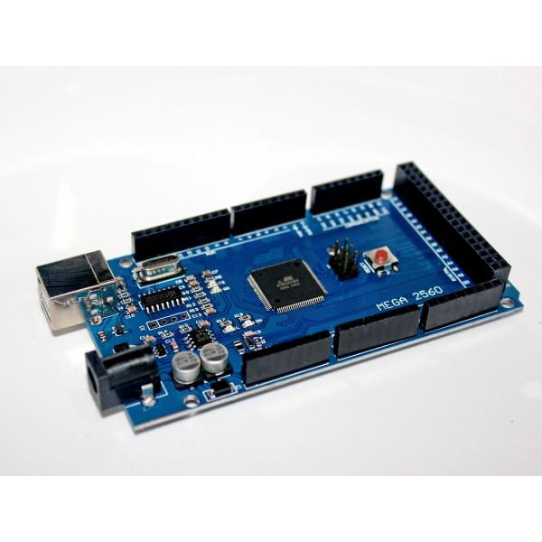 Arduino Mega 2560 r3 (Китай) с кабелем подключения