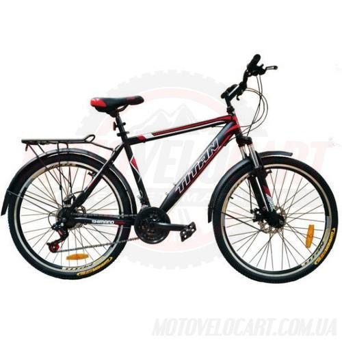 "Велосипед Titan Evolution City 26"" Disc Brake"