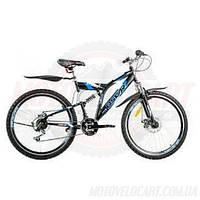 Велосипед OSKAR 26SY01SH черно-матовый