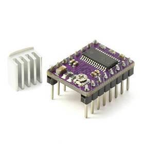 Драйвер DRV8825 с радиатором