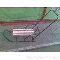 Санки-каляска.удобные в быту для прогулки родителей с детьми