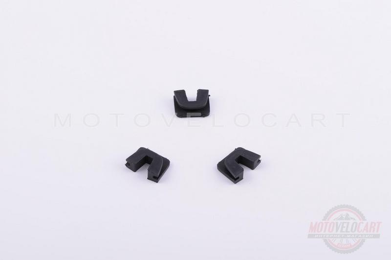 Скользители (слайдеры)   Yamaha JOG 90   (черные)