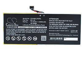 Аккумулятор для Nokia Lumia 2520 2000 mAh