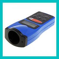 Ультразвуковой электронный дальномер Ultrasonic CP-3008!Хит цена
