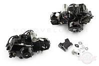 """Двигатель ATV 110cc (АКПП, 1 передача вперед и 1 назад) """"TZN"""""""