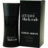 ARMANI Balck Code edt 100ml for men