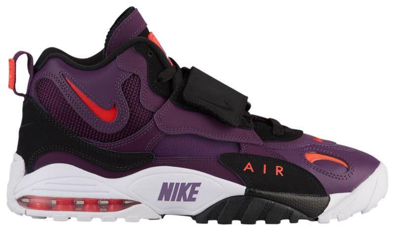 Кроссовки Кеды (Оригинал) Nike Air Max Speed Turf Night Purple Bright  Crimson 8501a1f8765e4