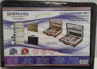Столовый набор 72 предмета Bohmann BH 5946 GD-C