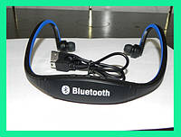 Беспроводные Bluetooth наушники Sport MP3 YS-BT06 (TF+FM) спорт MP3!Хит цена
