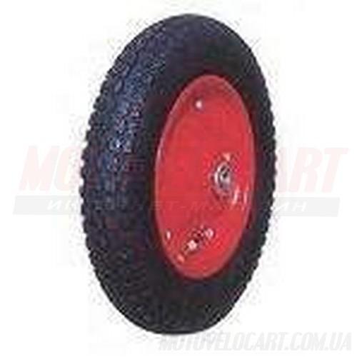 Надувное колесо   3.00-8, 16mm.