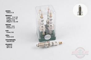 """Свічка авто FR6X M14*1,25 19,0 mm """"IRIDIUM"""" (під ключ 16) (""""смерч"""", уп. кристал) """"INT"""""""