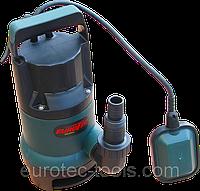 Насос погружной дренажный для чистой воды с поплавком пластиковый Eurotec PU 202 Auto, фото 1