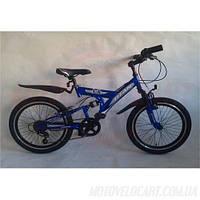 Велосипед TITAN AIR 20-1 V-brake (сталь)