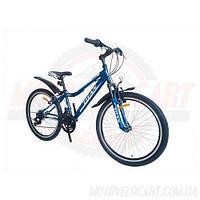 Велосипед TITAN MOON 24 дисковые тормоза (сталь)