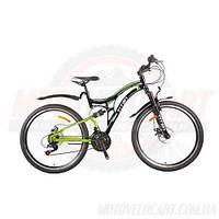 Велосипед TITAN LAZER 26 дисковые тормоза (сталь)