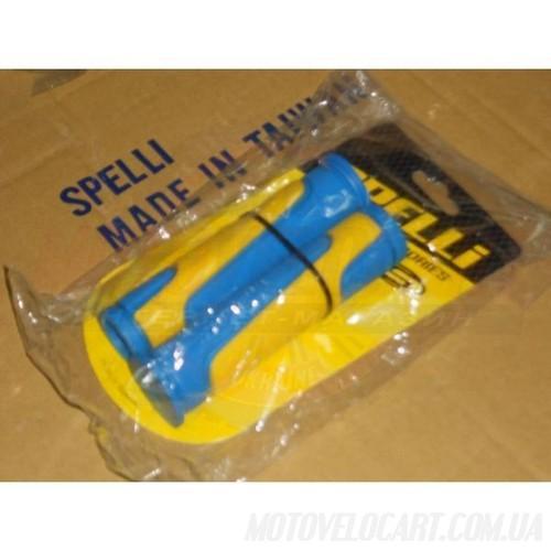 """Гріпси велосипедні """"SPELLI SBG-6708 """"L"""" колір: в асортименті"""