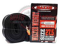 """Камера велосипедная 27,5 x 1.90/2.35 (F.V 48mm) """"Maxxis"""""""