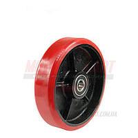 Поліуретанове колесо PU 200/50 з підшипником
