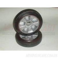 Гумове колесо R 160/50 без підшипника