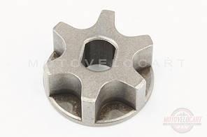 "Звезда электропилы (венец привода) (D-30, d-8/10, H-10mm) China #2 ""JIANTAI"""