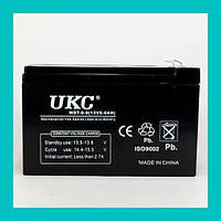 Аккумулятор BATTERY 12V 9A UKC!Хит цена